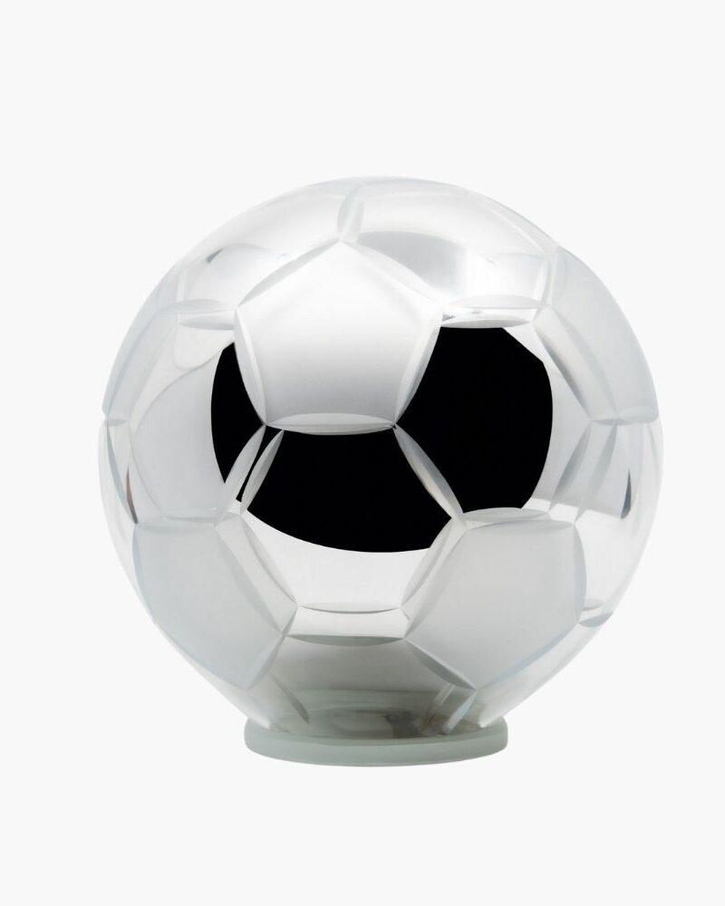 Panenka Crystal Soccer ball Sandblasted